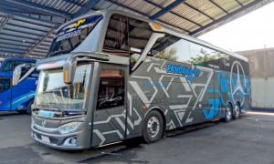 Rental Bus Wisata Cianjur yang Aman dan Terpercaya