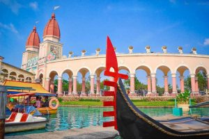 Little Venice Cianjur, Nikmati Liburan Seru ala Eropa